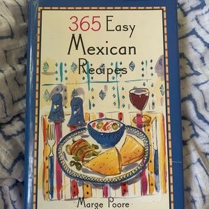 365 Easy Mexican Recipes Cookbook